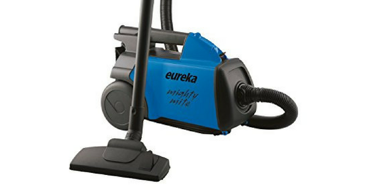Eureka Mighty Mite Canister Vacuum 3670G