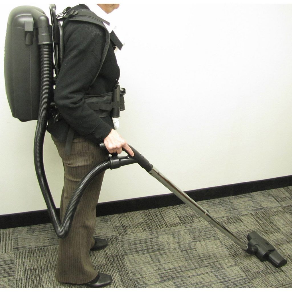How to use Atrix - VACBP1 HEPA Backpack Vacuum Cleaner