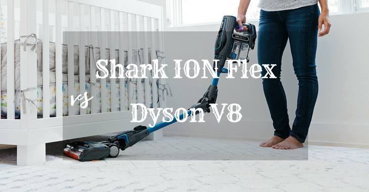 Shark ION Flex Vs Dyson V8